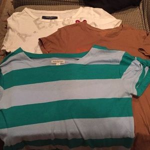 American eagle outfitters T-shirt's